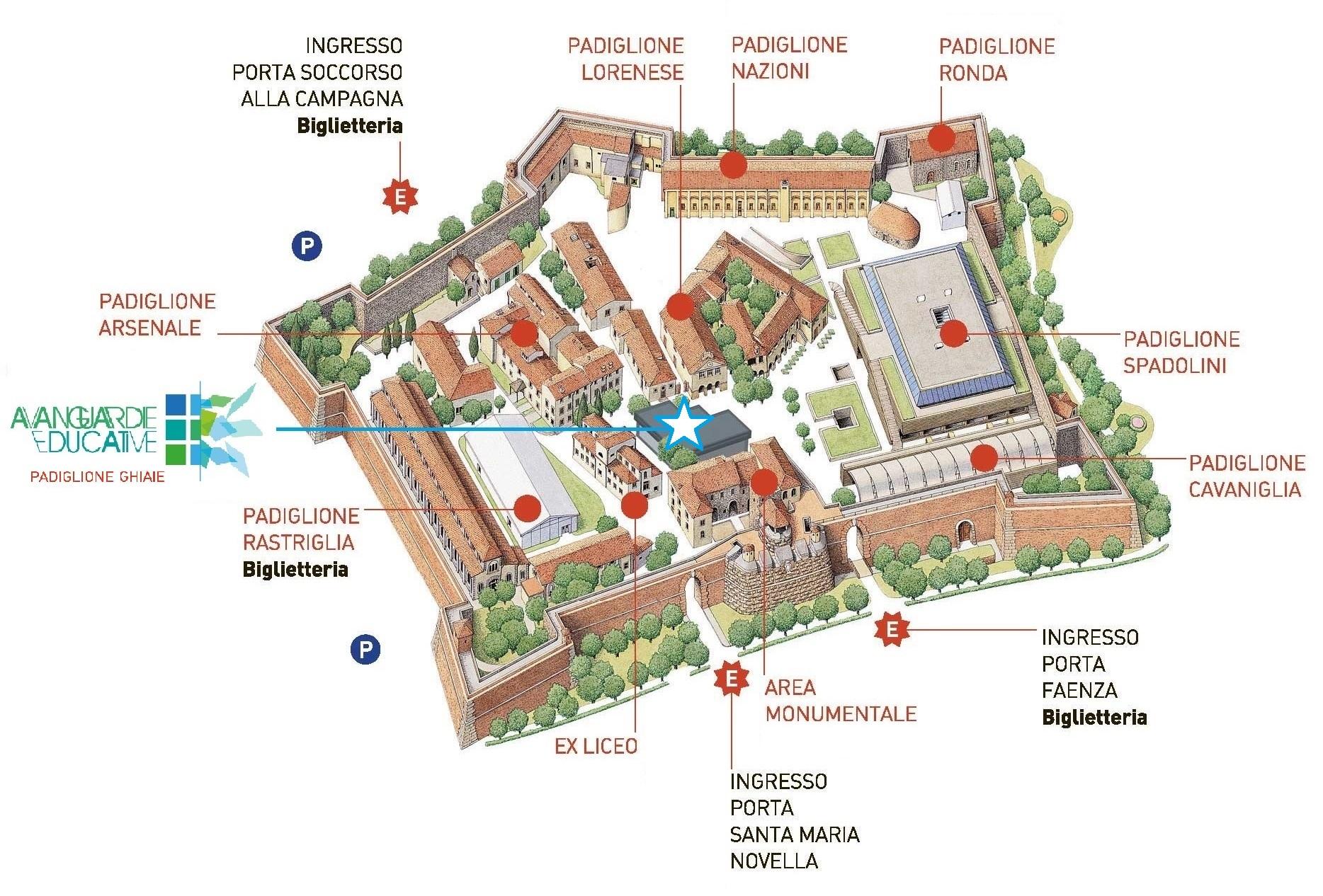 mappa-Fortezza